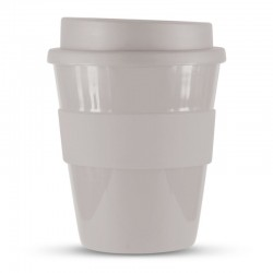 Light Grey 350ml Express Reusable Coffee Cups