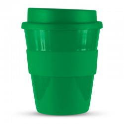 Dark Green 350ml Express Reusable Coffee Cups