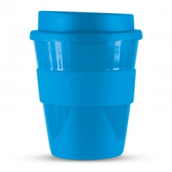 Light Blue 350ml Express Reusable Coffee Cups