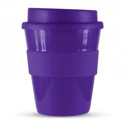Purple 350ml Reusable Express Eco Cup