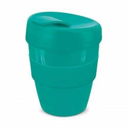 Teal 350ml Deluxe Reusable Cups