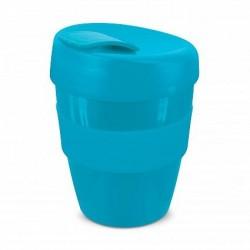 Light Blue 350ml Deluxe Reusable Cups