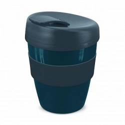 Navy  Blue 350ml Deluxe Reusable Cups
