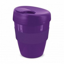 Purple 350ml Deluxe Reusable Cups