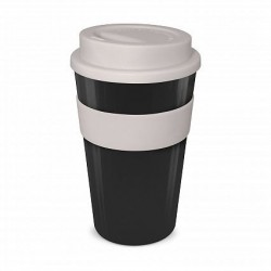 Black - Grey 480ml Express Reusable Coffee Cups