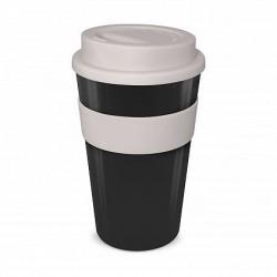 Black - Grey 480ml Express Reusable Coffee Cups