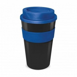 Black - Navy Blue 480ml Express Reusable Coffee Cups
