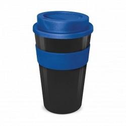 Black - Navy Blue 480ml Express Reusable Coffee Cups