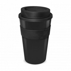 Black - Black 480ml Express Reusable Coffee Cups