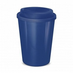 Dark Blue 350ml Cafe Style Reusable Eco Cups