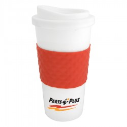 470ml The Coffee Cup Tumbler- Red