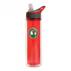 600ml Lakeland Triton Insulated Water Bottle- Red