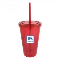 473ml The Carmel Drink Bottle -Red