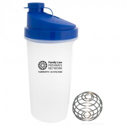 700ml Power Shaker - Blue