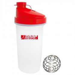700ml Power Shaker - Red