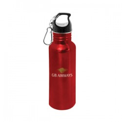680ml The Radiant San Carlos Water Bottle - Red