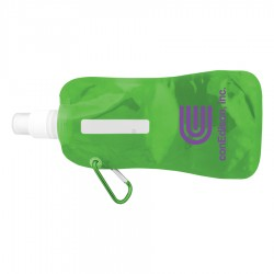 500ml The Sorento Water Pouch- Green