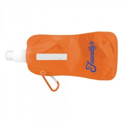 500ml The Sorento Water Pouch - Orange
