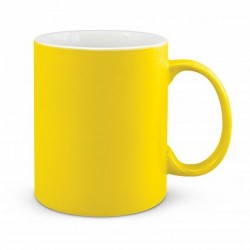 330ml Yellow Arabica Coffee Mug