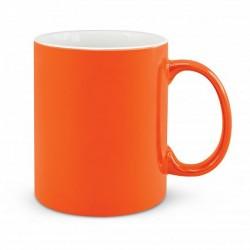 330ml Orange Arabica Coffee Mug