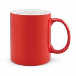 330ml Red Arabica Coffee Mug