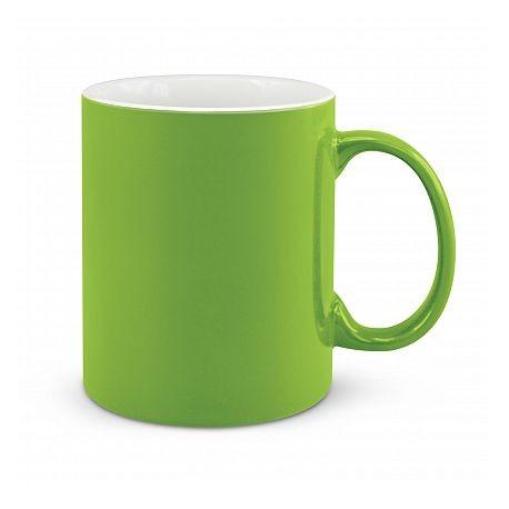 330ml Bright Green Arabica Coffee Mug | Promotional