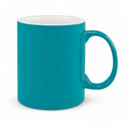 330ml Light Blue Arabica Coffee Mug