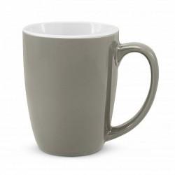 300ml Grey Sorrento Coffee Mug