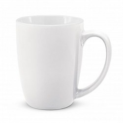 300ml White Sorrento Coffee Mug