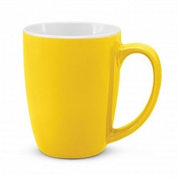 300ml Yellow Sorrento Coffee Mug