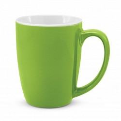 300ml Bright Green Sorrento Coffee Mug