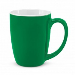 300ml Green Sorrento Coffee Mug