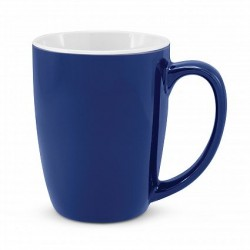 300ml Blue Sorrento Coffee Mug