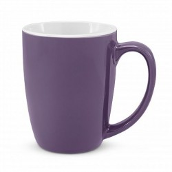 300ml Purple Sorrento Coffee Mug