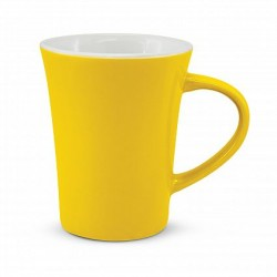 300ml Yellow Tulip Coffee Mug