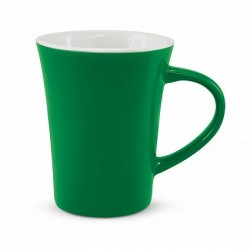 300ml Green Tulip Coffee Mug