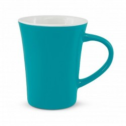 300ml Light Blue Tulip Coffee Mug