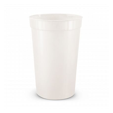 400ml Clear Stadium Cup