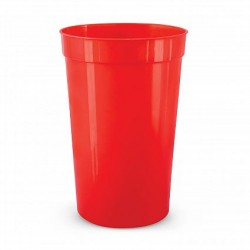 400ml Red Stadium Cup