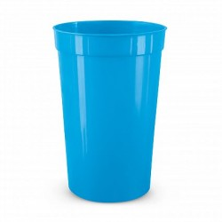400ml Light Blue Stadium Cup