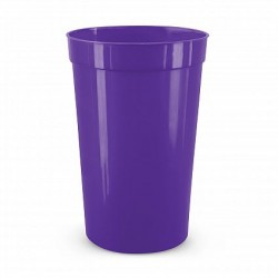 400ml Purple Stadium Cup