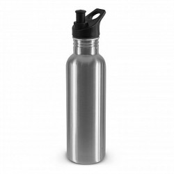 750ml Silver Nomad Eco Safe Drink Bottle