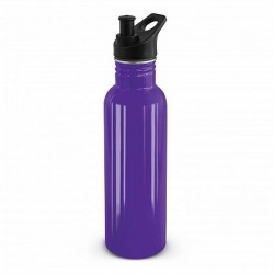 750ml Purple Nomad Eco Safe Drink Bottle