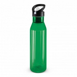 750ml Dark Green Nomad Drink Bottle - Translucent