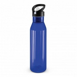 750ml Dark Blue Nomad Drink Bottle - Translucent