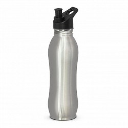 700ml Silver Atlanta Eco Safe Drink Bottle