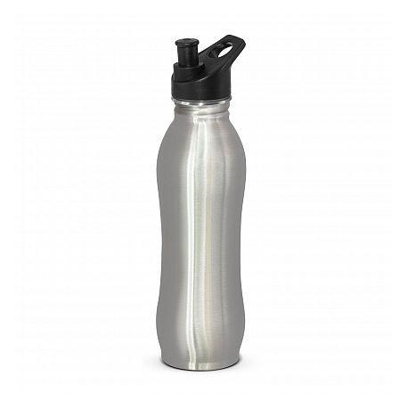 700ml Silver Atlanta Eco Safe Drink Bottle