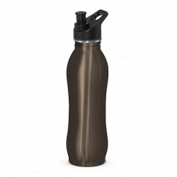 700ml Gunmetal Atlanta Eco Safe Drink Bottle