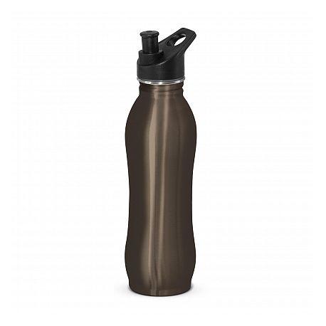 700ml Gunmetal Atlanta Eco Safe Drink Bottle