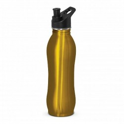 700ml Gold Atlanta Eco Safe Drink Bottle